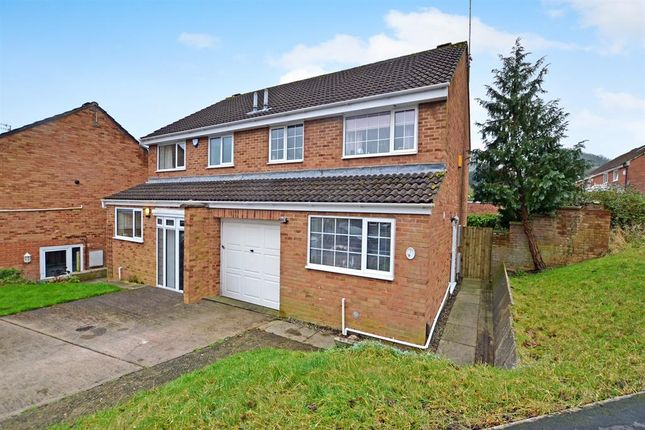 Semi-detached house for sale in The Ridings, Bristol