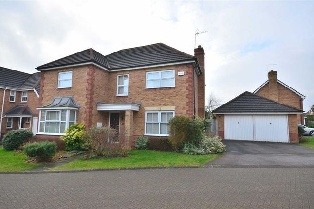 Thumbnail Detached house for sale in Bay Tree Road, Abbeymead, Gloucester