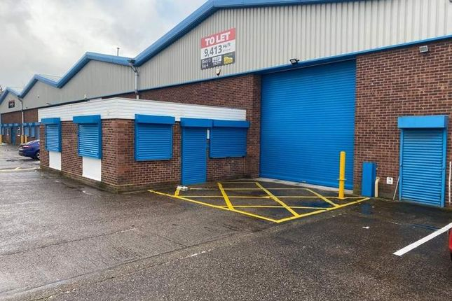 Thumbnail Light industrial to let in Block D, Bay 4, Bescot Estate, Wednesbury