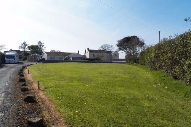 Thumbnail Land for sale in Brickhurst Park, Johnston, Haverfordwest