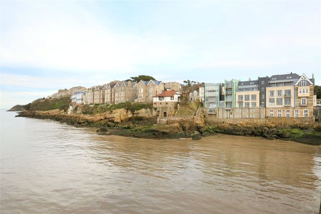 Thumbnail Flat for sale in Marine Parade, Clevedon