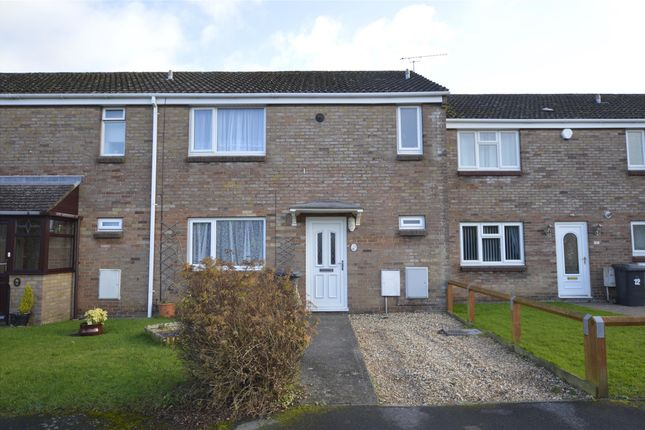 Thumbnail Terraced house for sale in Cedars Way, Winterbourne, Bristol