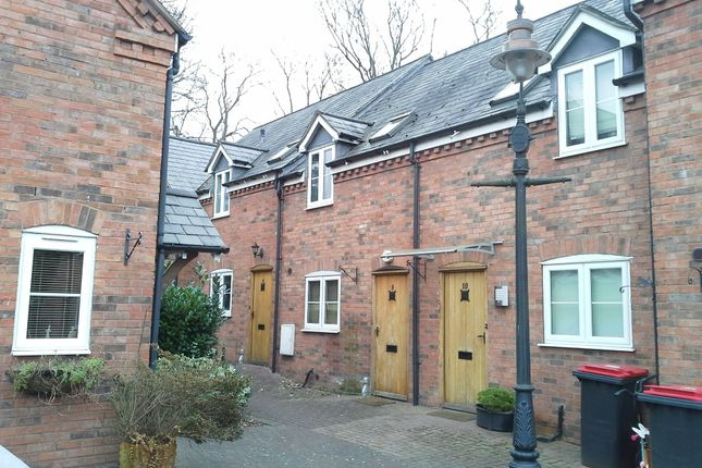 Thumbnail Terraced house to rent in Saddlers Meadow, Over Whitacre