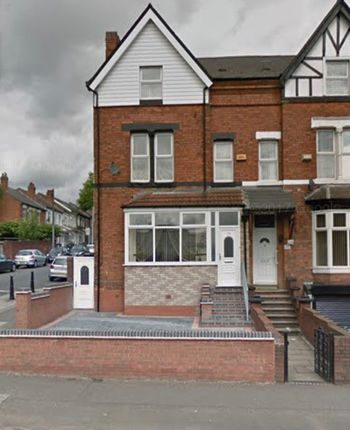 Thumbnail Shared accommodation to rent in Coventry Road, Small Heath, Birmingham