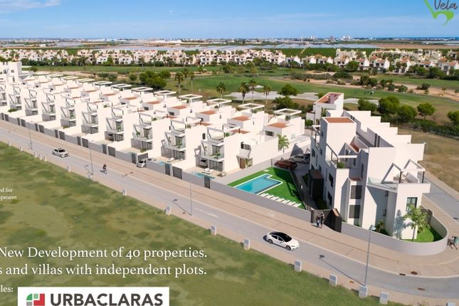 Thumbnail Apartment for sale in Carretera Los Narejos-San Cayetano, S/N, 30739 San Javier, Murcia, Spain