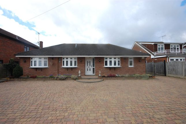 Thumbnail Bungalow for sale in Western Road, Benfleet