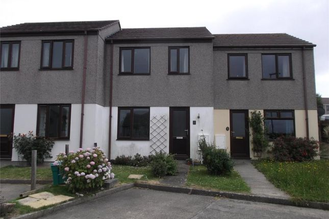 Thumbnail Terraced house for sale in Collygree Parc, Goldsithney, Penzance, Cornwall