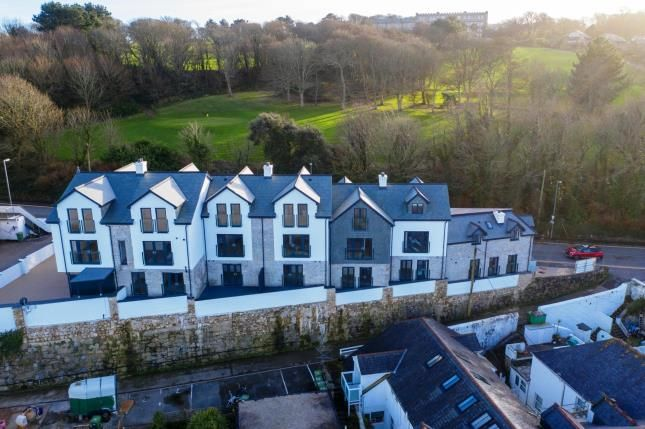Thumbnail Town house for sale in Trelyon Avenue, St Ives, Cornwall