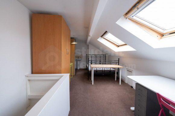 36 Attic Bedroom of Clement Street, Huddersfield, West Yorkshire HD1