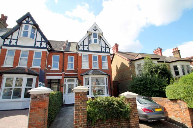 Thumbnail Semi-detached house for sale in Portland Road, Gravesend