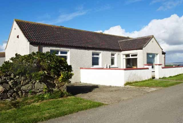 Thumbnail Detached bungalow for sale in Wardhill Cottage, Stromness