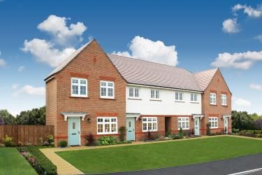 Thumbnail Semi-detached house for sale in Eagle Drive, Tamworth, Staffs