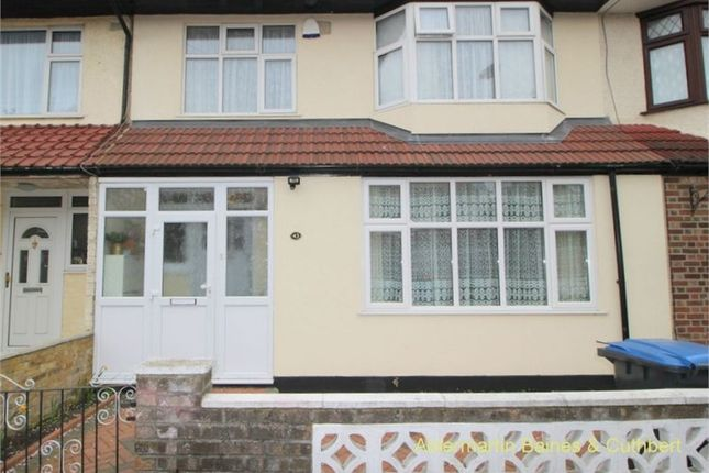 Thumbnail Terraced house for sale in Cedar Avenue, Enfield, Middlesex