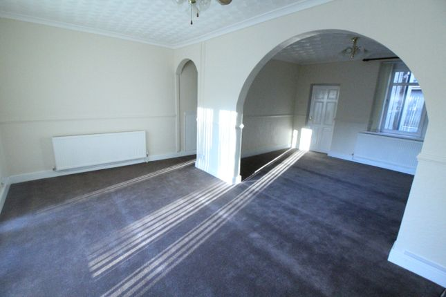Thumbnail Terraced house to rent in Ebbw Terrace, Abercarn, Newport