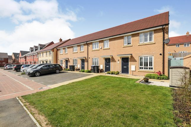 2 bed end terrace house for sale in Carpenter Close, Woodford Halse NN11