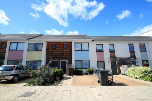 Thumbnail Terraced house to rent in Kettle Street, Colchester, Essex
