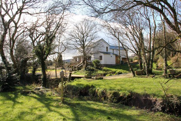 Thumbnail Detached house for sale in The Willows, Hibernia Road, Maughold
