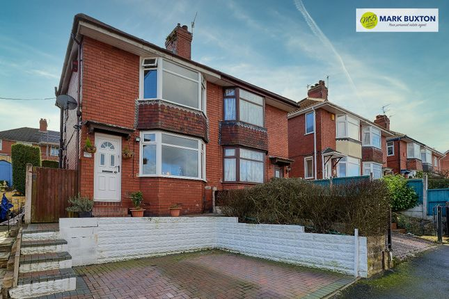 2 bed semi-detached house for sale in Sutherland Avenue, Dresden, Stoke On Trent ST3