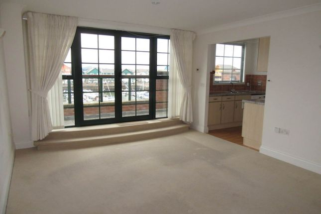 Thumbnail Flat to rent in The Moorings, Victoria Road, Exmouth