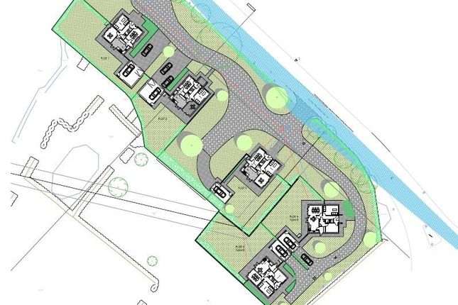 Thumbnail Land for sale in Building Plot, Mansfield Road, Hasland