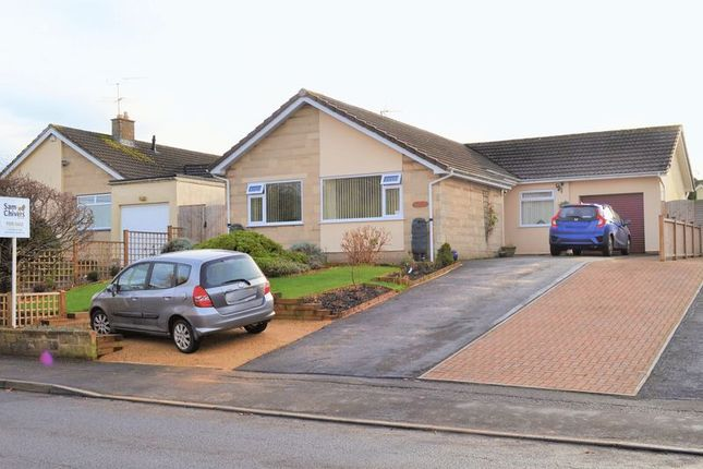 Thumbnail Detached bungalow for sale in Underhill Lane, Midsomer Norton, Radstock