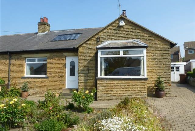 Thumbnail Semi-detached bungalow for sale in Ackworth Crescent, Yeadon, Leeds