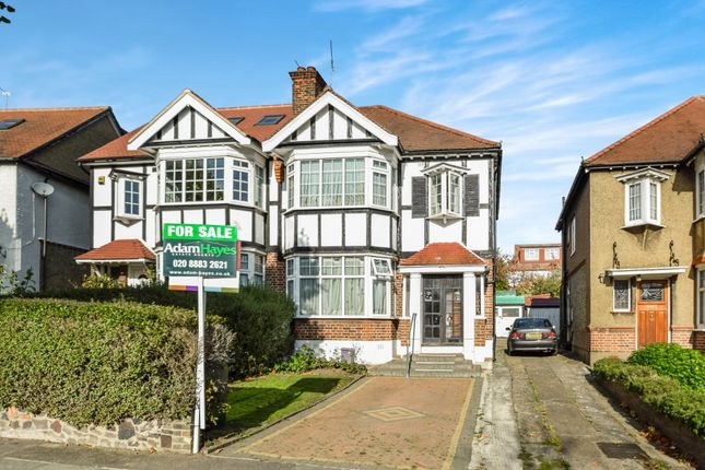 Thumbnail Semi-detached house for sale in Ravensdale Avenue, North Finchley