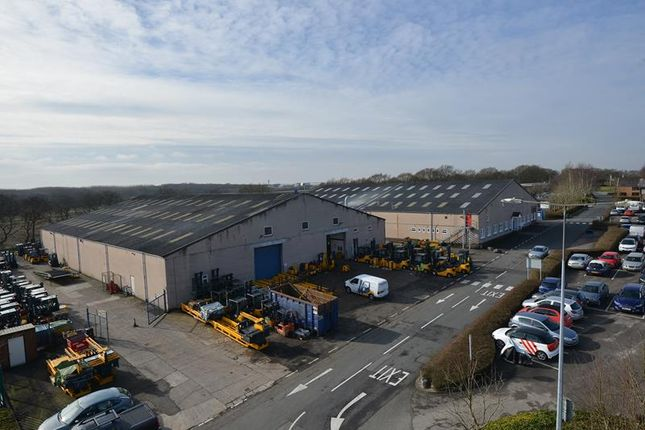 Thumbnail Light industrial to let in Unit F, Taylor Business Park, Risley, Warrington, Cheshire
