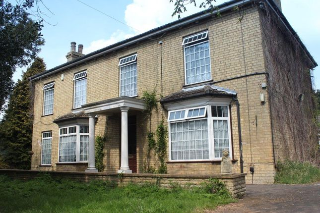 Thumbnail Property for sale in Straight Drove, Farcet, Peterborough