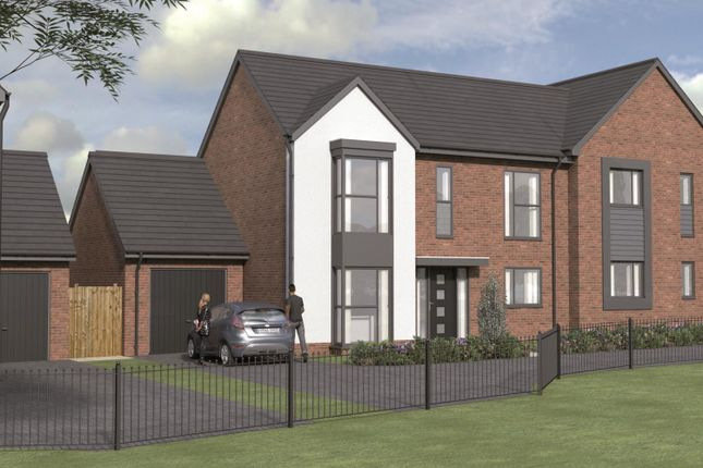 Thumbnail Semi-detached house for sale in Tudor Grange, Gerard Avenue, Coventry
