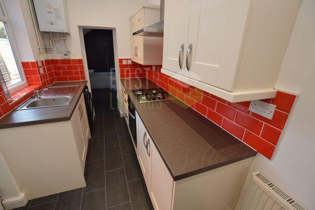 Kitchen of Wordsworth Road, Clarendon Park LE2