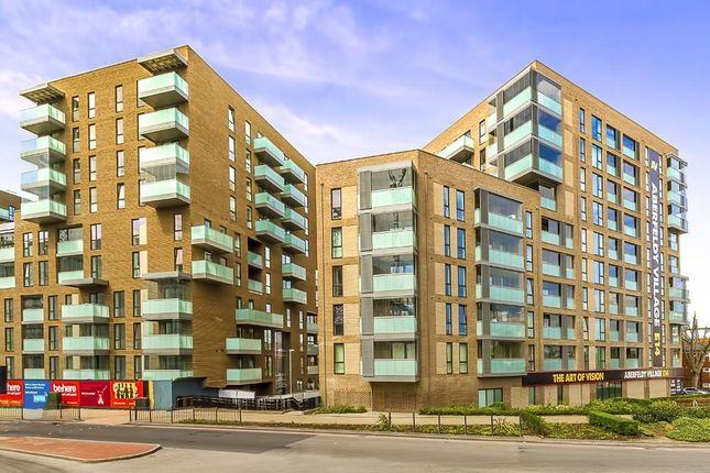 Thumbnail Flat for sale in Aberfeldy Village, Block D, East India Dock Road, Poplar, London