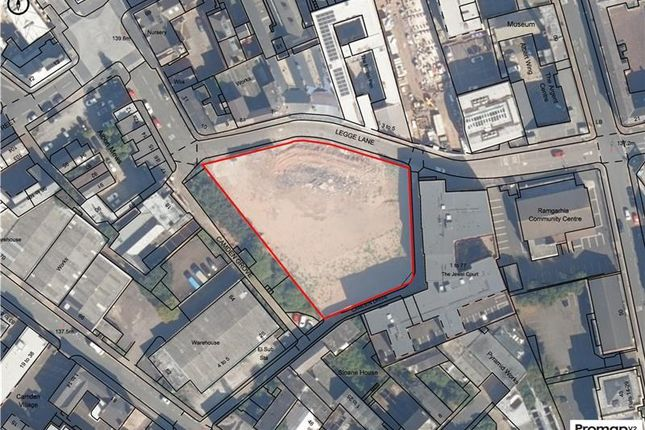 Thumbnail Land for sale in 20-25 Legge Lane, Birmingham, West Midlands
