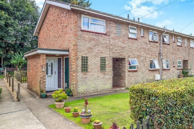 Thumbnail Flat to rent in Wade Close, Aylsham, Norwich