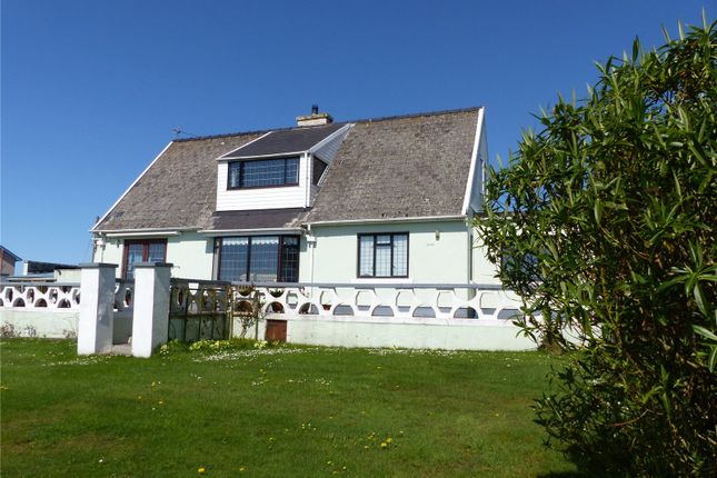 Thumbnail Detached house for sale in Fourwinds, Portclew Road, Freshwater East, Pembroke
