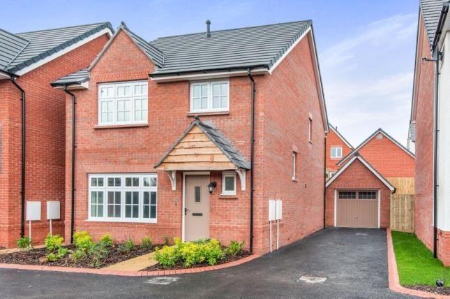 Thumbnail Detached house for sale in Shutterton Lane, Dawlish, Devon