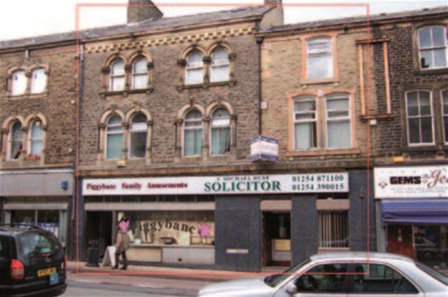 Retail premises for sale in Blackburn Road, Accrington, Lancashire