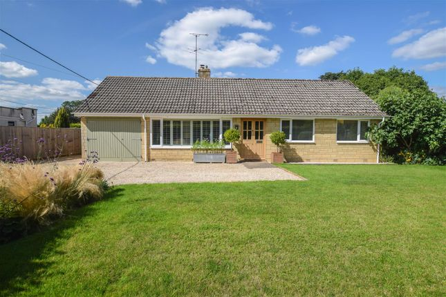 Thumbnail Detached bungalow for sale in Foxley Road, Malmesbury
