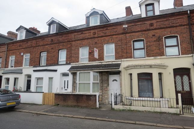 Thumbnail Terraced house to rent in Connsbrook Avenue, Belfast