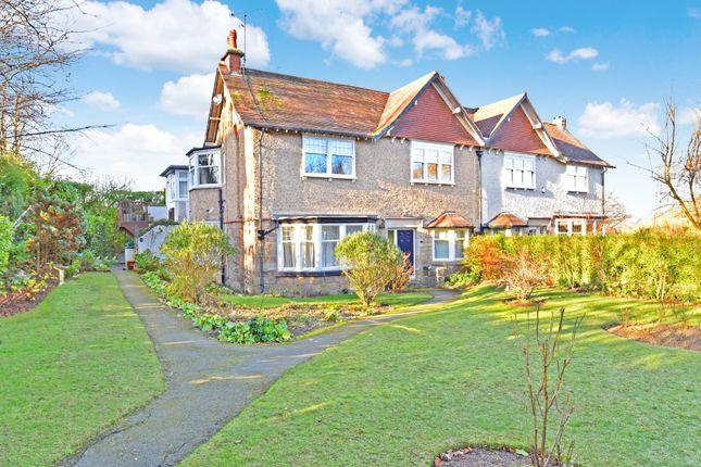 Thumbnail Flat to rent in Ripon Road, Harrogate