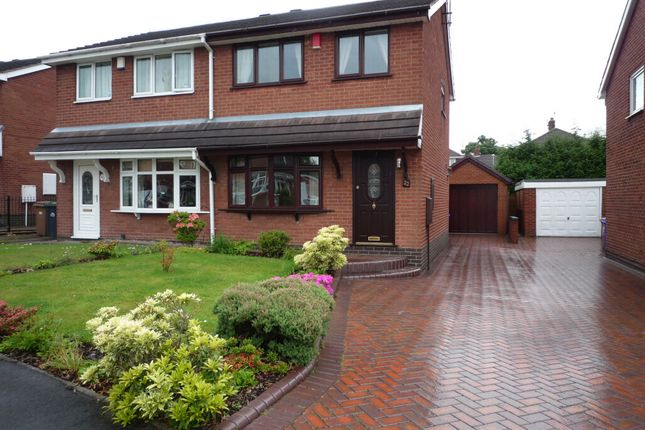 Thumbnail Semi-detached house to rent in Helston Avenue, Weston Park