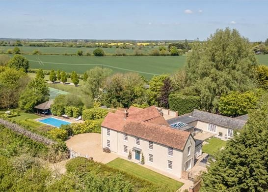 Thumbnail Detached house for sale in High Roding, Dunmow