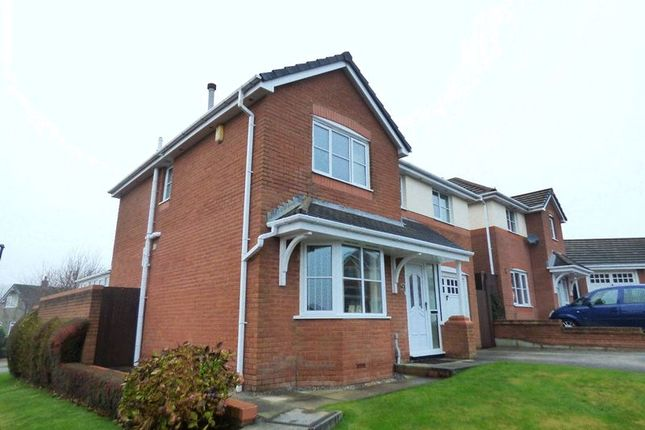 Thumbnail Detached house for sale in Saxon Heights, Heysham, Morecambe
