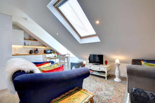 Thumbnail Flat to rent in Denmark Villas, Hove