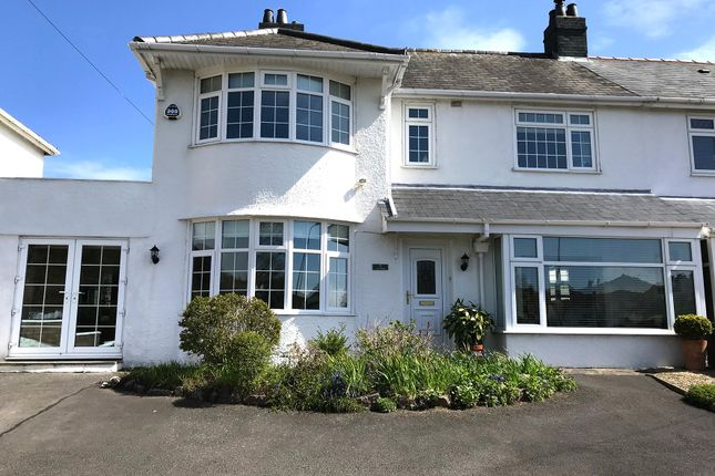 Semi-detached house for sale in Lakeside, Barry