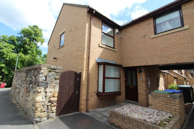 Thumbnail Terraced house to rent in The Anchorage, Church Chare, Chester Le Street