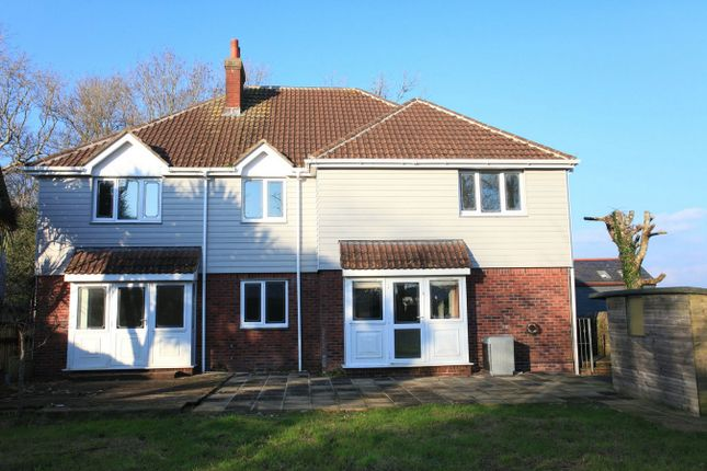Thumbnail Detached house for sale in Crinnis Close, Carlyon Bay, St Austell, Cornwall