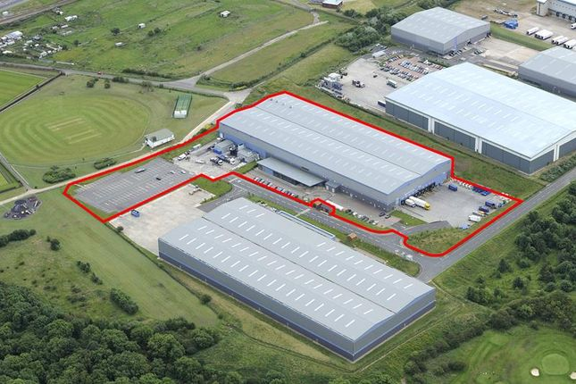 Thumbnail Light industrial to let in Foxcover Distribution Park, Admiralty Way, Seaham, Durham