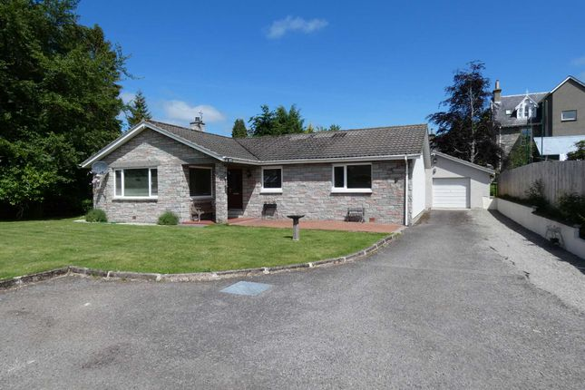 Thumbnail Detached bungalow for sale in Wakefield, Grant Road, Grantown