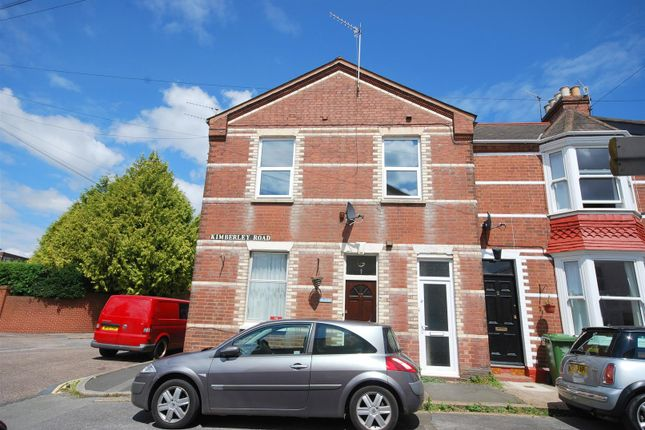 Thumbnail Maisonette to rent in Kimberley Road, St. Leonards, Exeter